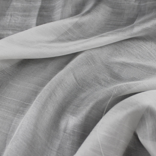 Hand Woeven Peace Silk Satin 2