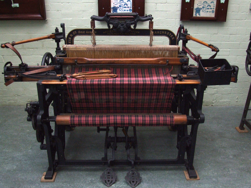 Hattersley Domestic Loom