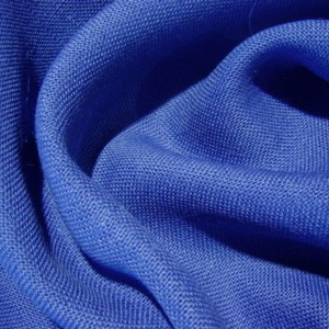 Royal Blue Hessian