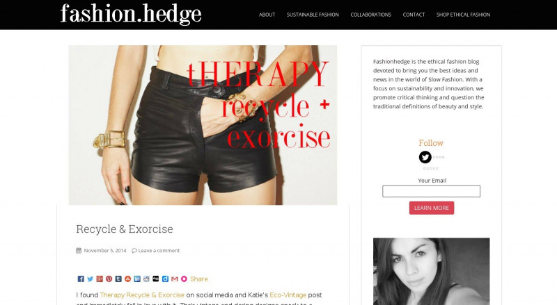 FashionHedge