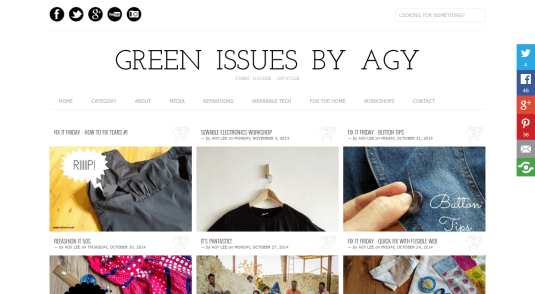 Green Issues By Agy