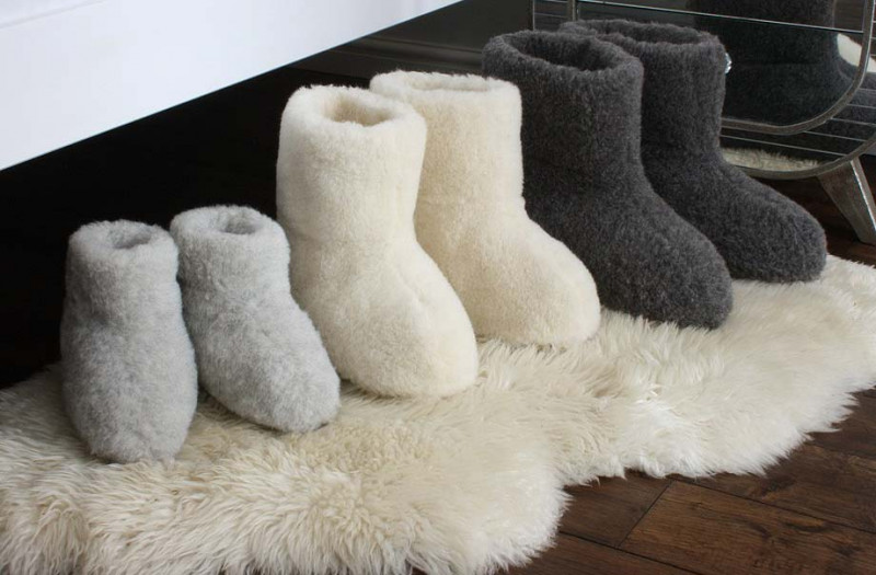 Merino Wool Booties: What is Merino Wool?