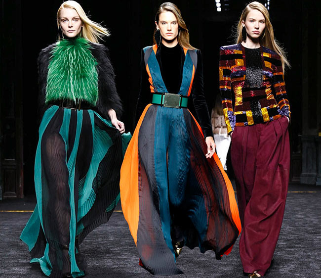 Balmain_fall_winter_2015_2016_collection_Paris_Fashion_Week1
