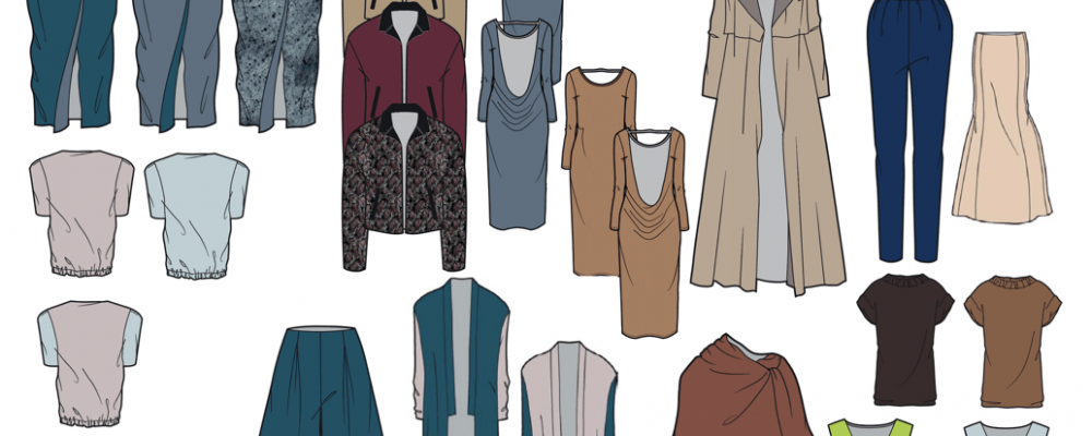 What Is A Range Plan For Fashion Designers