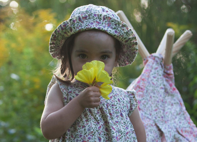 Organic Fabrics For Childrenswear