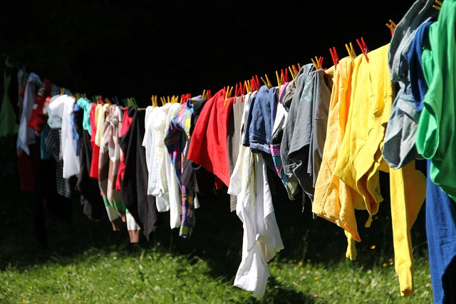 Overcoming The Environmental Impact of Washing Clothes