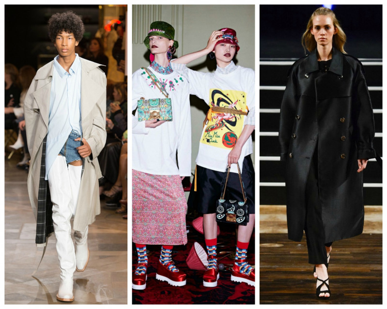 Fashion Trend Report Spring and Summer 2017