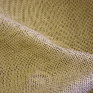Soft Hessian Jute fabric 85-Z5712-NATURAL Eco Fabric